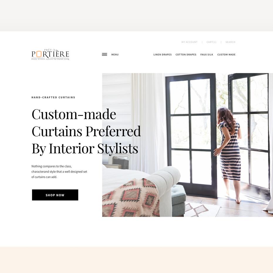 brand webdesign tendance 2019