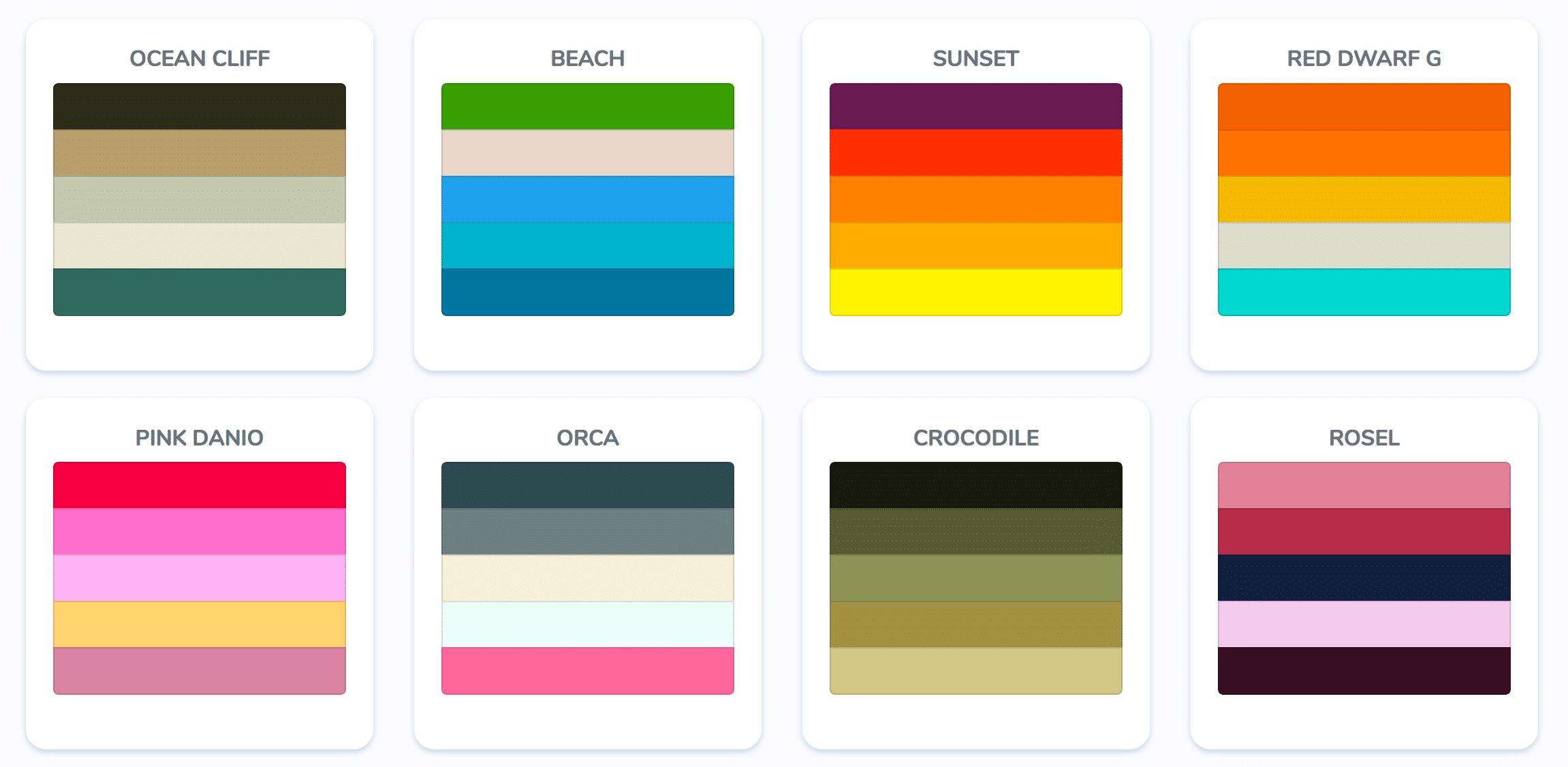 Colorffy : un outil en ligne haut en couleur