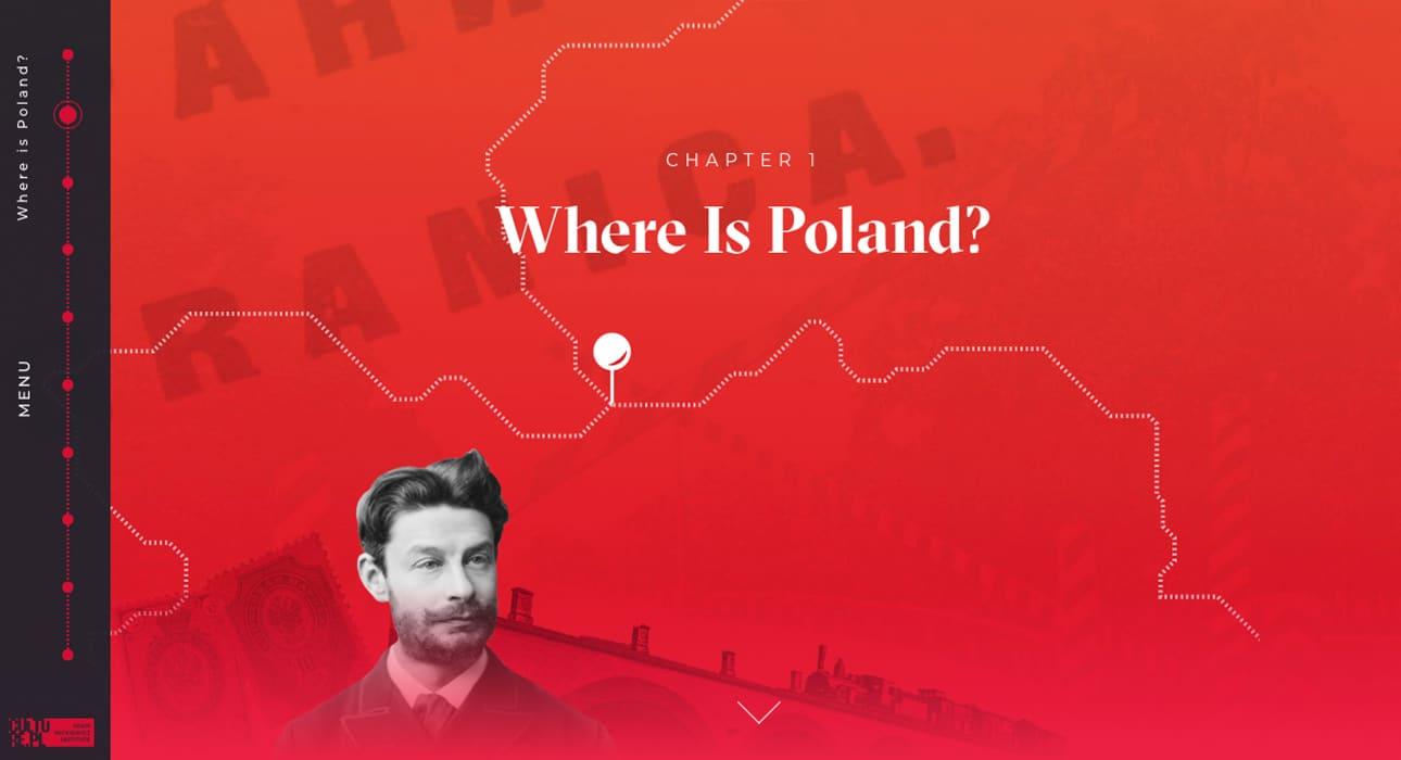 where is poland 1