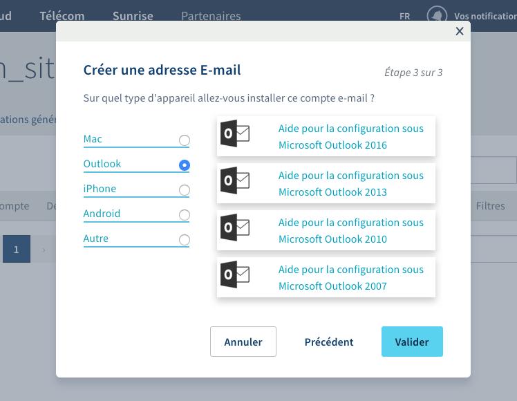 5 créer votre adresse email professionnelle